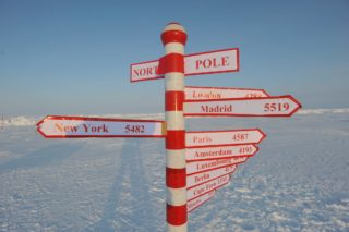north-pole-sign