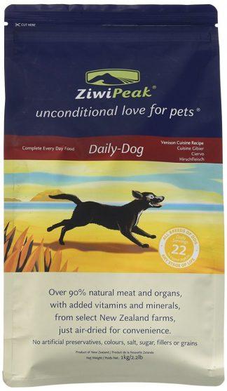 ZiwiPeak Air-Dried Dog Cuisine