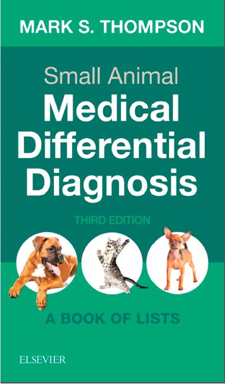 Small Animal Medical Differential Diagnosis 3rd Edition