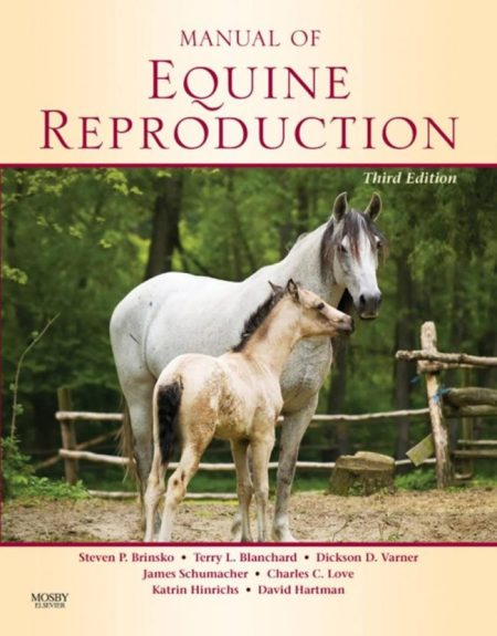 Manual of Equine Reproduction 3rd Edition PDF