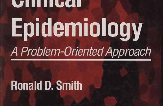Veterinary Clinical Epidemiology PDF By Ronald D. Smith