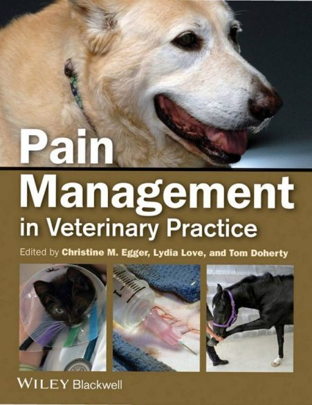 Pain Management In Veterinary Practice PDF Page 001