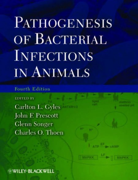 Pathogenesis Of Bacterial Infections In Animals 4th Edition