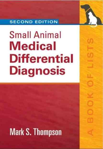 Small Animal Medical Differential Diagnosis 2nd Edition Free PDF Download
