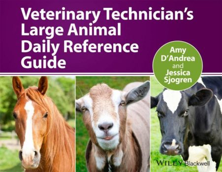 Veterinary Technician's Large Animal Daily Reference Guide Pdf