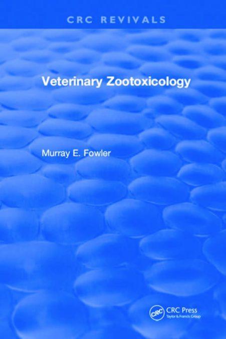 Veterinary Zootoxicology Pdf Download