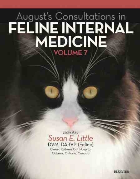 Augusts Consultations In Feline Internal Medicine Volume 7 PDF (2)