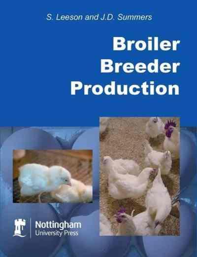 Broiler Breeder Production Free PDF Download