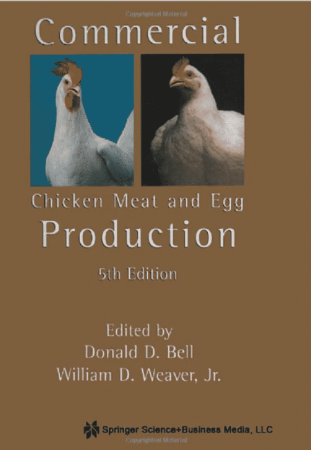 Commercial Chicken Meat And Egg Production Book 5th Edition PDF Free Download