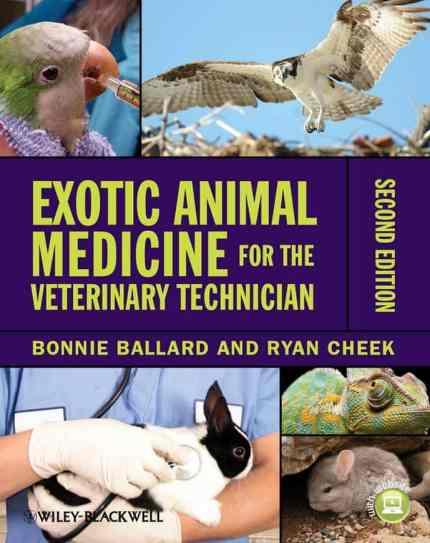 Exotic Animal Medicine For The Veterinary Technician Free PDF Download