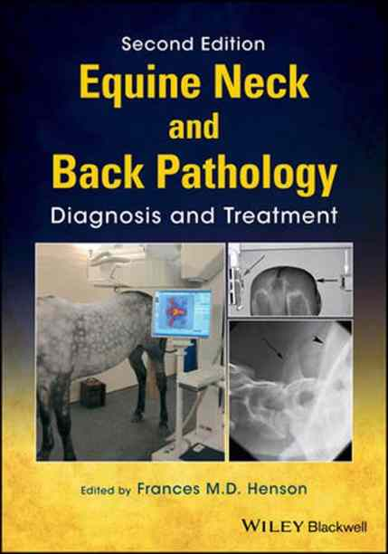 Equine Neck And Back Pathology Diagnosis And Treatment PDF