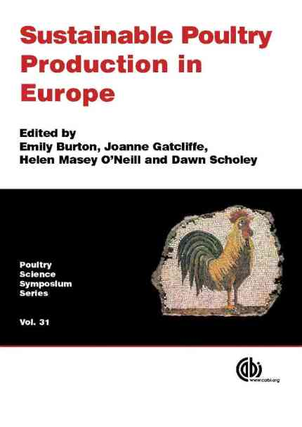 Sustainable Poultry Production In Europe PDF
