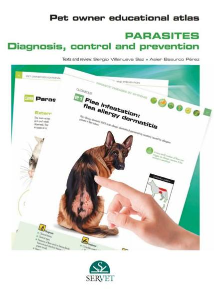 Pet Owner Educational Atlas Parasites, Diagnosis, Control And Prevention