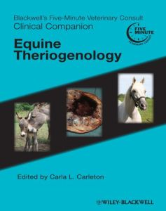 Blackwell S Five Minute Veterinary Consult Clinical Companion Equine Theriogenology