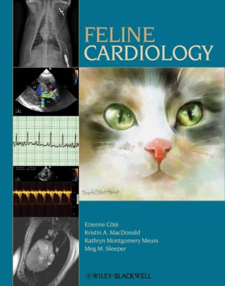Feline Cardiology Book By Etienne Cote