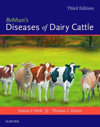 Rebhuns Diseases Of Dairy Cattle 3rd Edition P