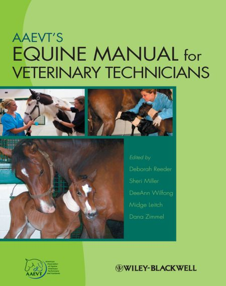 Aaevts Equine Manual For Veterinary Technicians