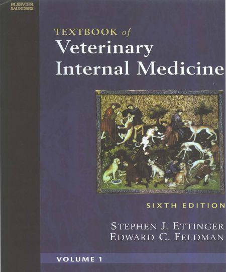 Textbook Of Veterinary Internal Medicine 6th Edition 2 Volume Set