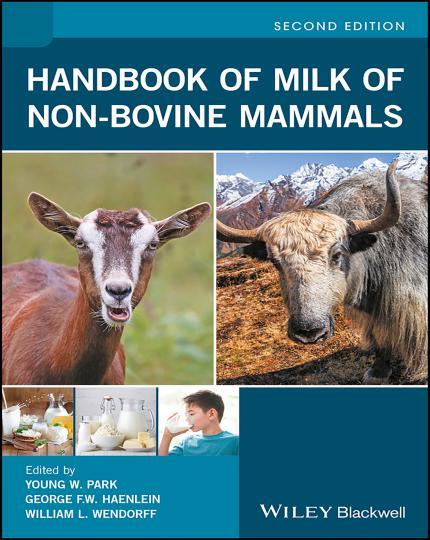 Handbook Of Milk Of Non Bovine Mammals 2nd Edition