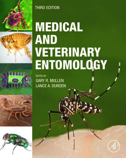 Medical And Veterinary Entomology, 3rd Edition
