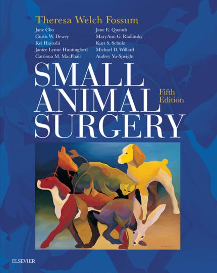 Small Animal Surgery 5th Edition