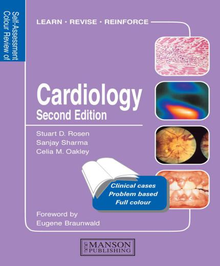 Cardiology 2nd Edition Self Assessment Colour Review
