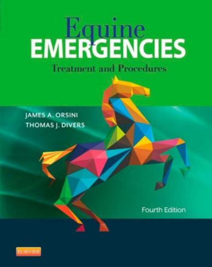 Equine Emergencies Treatment And Procedures 4th Edition