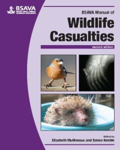 Manual Of Wildlife Casualties Second Edition Page 001