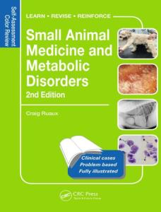 Small Animal Medicine And Metabolic Disorders Self Assessment Color Review 2nd Edition (1)