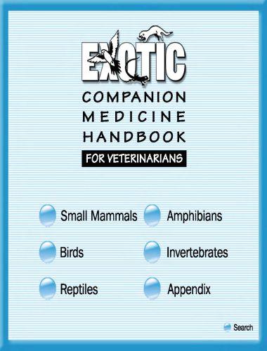 The Exotic Companion Medicine Handbook