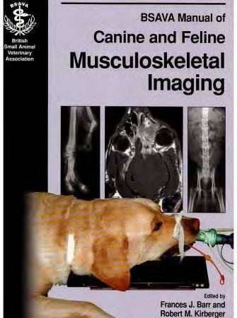 Manual Of Canine And Feline Musculoskeletal Imaging 1st