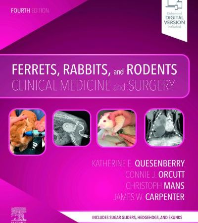 Ferrets, Rabbits, And Rodents Clinical Medicine And Surgery 4th Edition