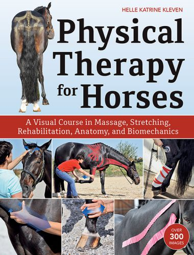 Physical Therapy For Horses, A Visual Course In Massage, Stretching, Rehabilitation, Anatomy, And Biomechanics