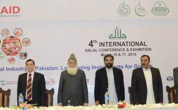 4th Internationa Halal Meat Conference 2015 in Pakistan