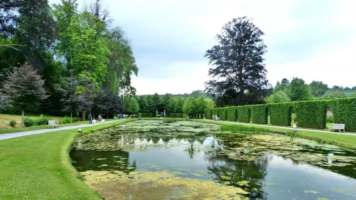 heerlijk rondslenteren in de prachtige tuinen van annevoie
