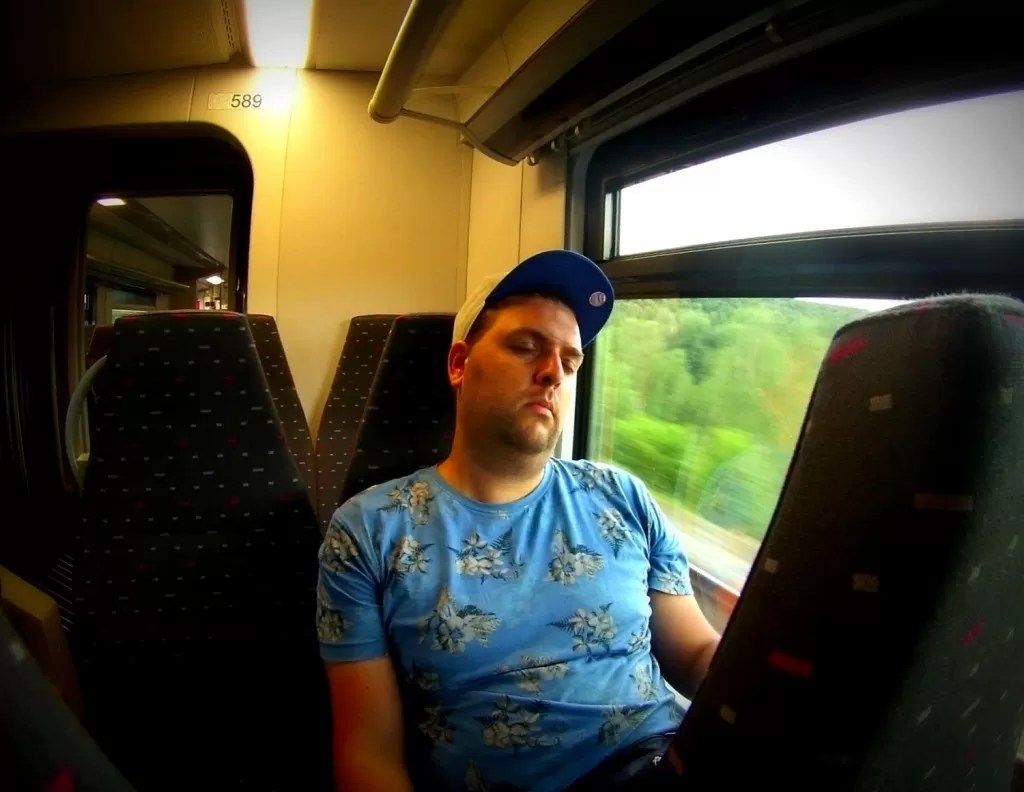Op vakantie in de Ardennen met de trein