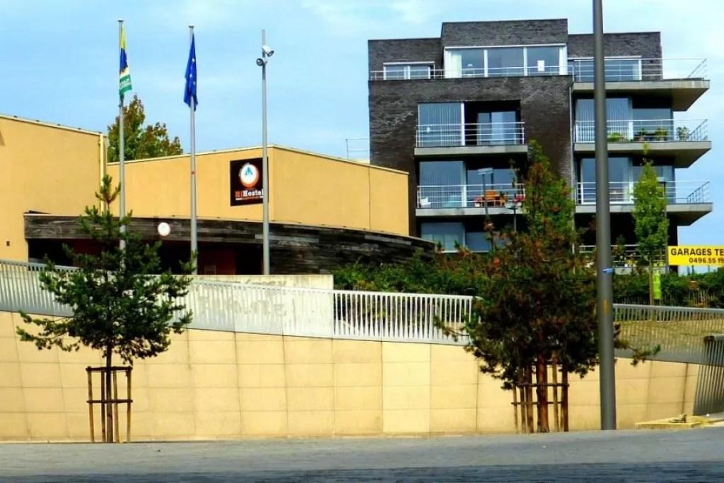 Hostel De Blauwput in Leuven