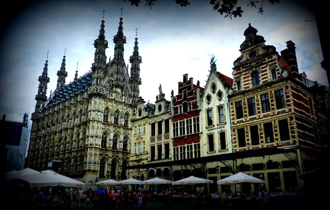 Leuven: eeuwenoud, maar toch springlevend