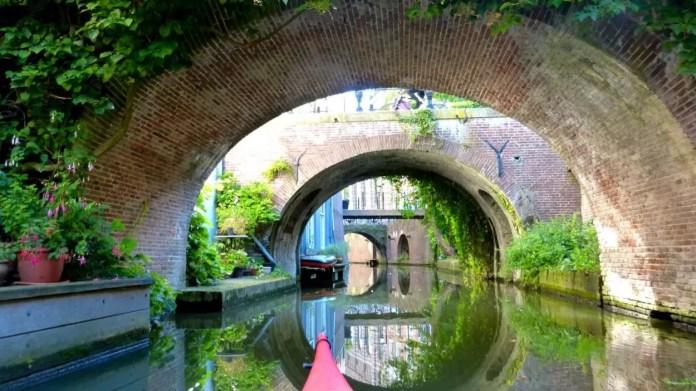 water kanalen utrecht