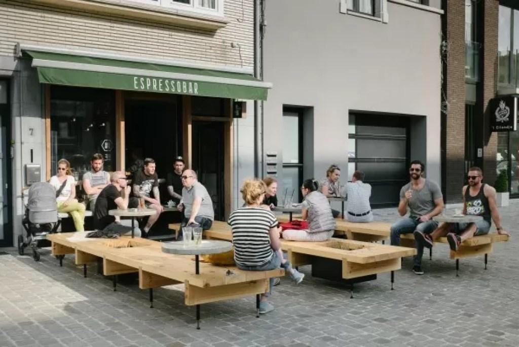 Hotspot: Broer Bretel in Antwerpen