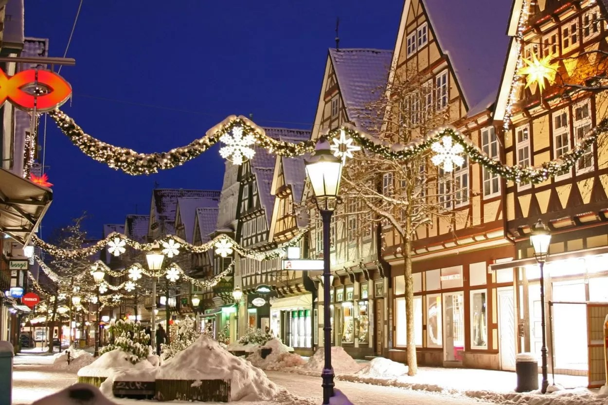 Kerstmarkt Celle