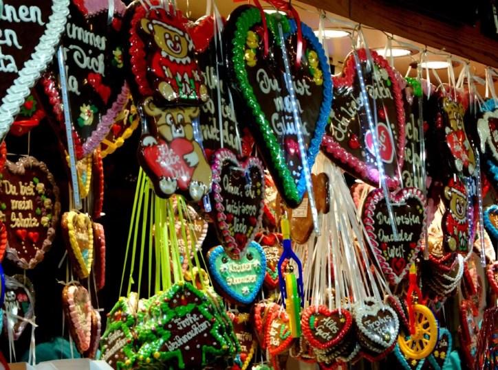 Braunschweig kerstmarkten in Nedersaksen