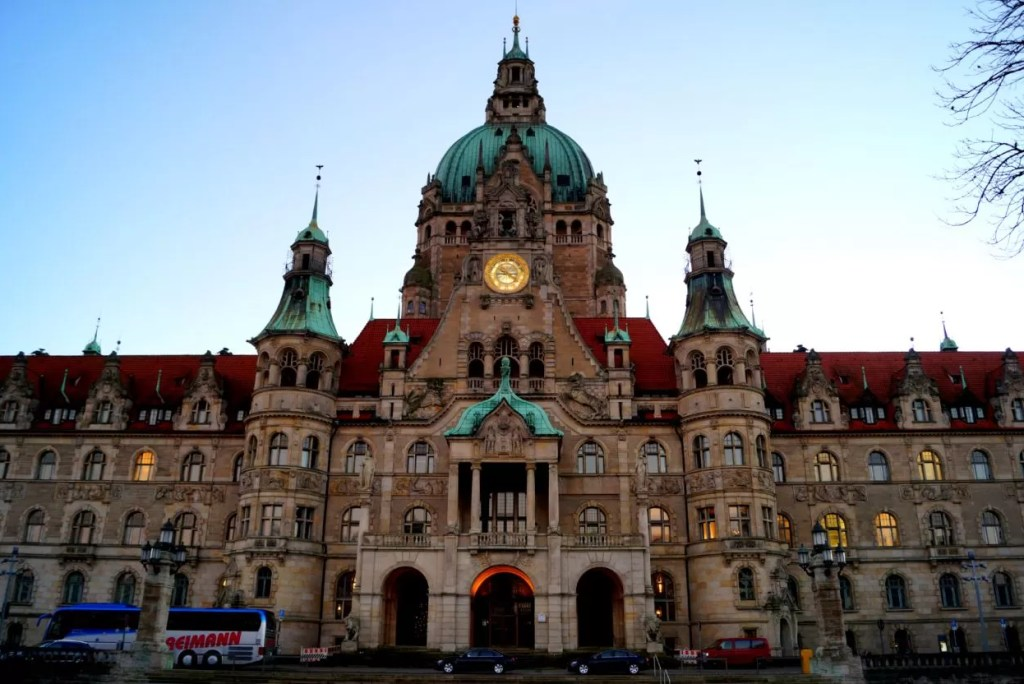 8 must-do's in Hannover