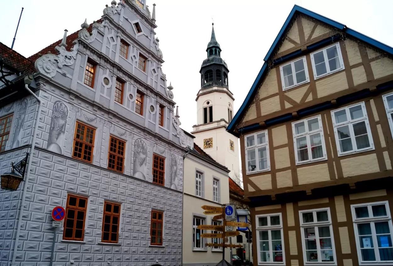 Celle, de stad van cultuur en charme