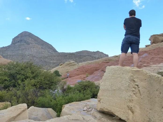 Red Red Canyon Las Vegas