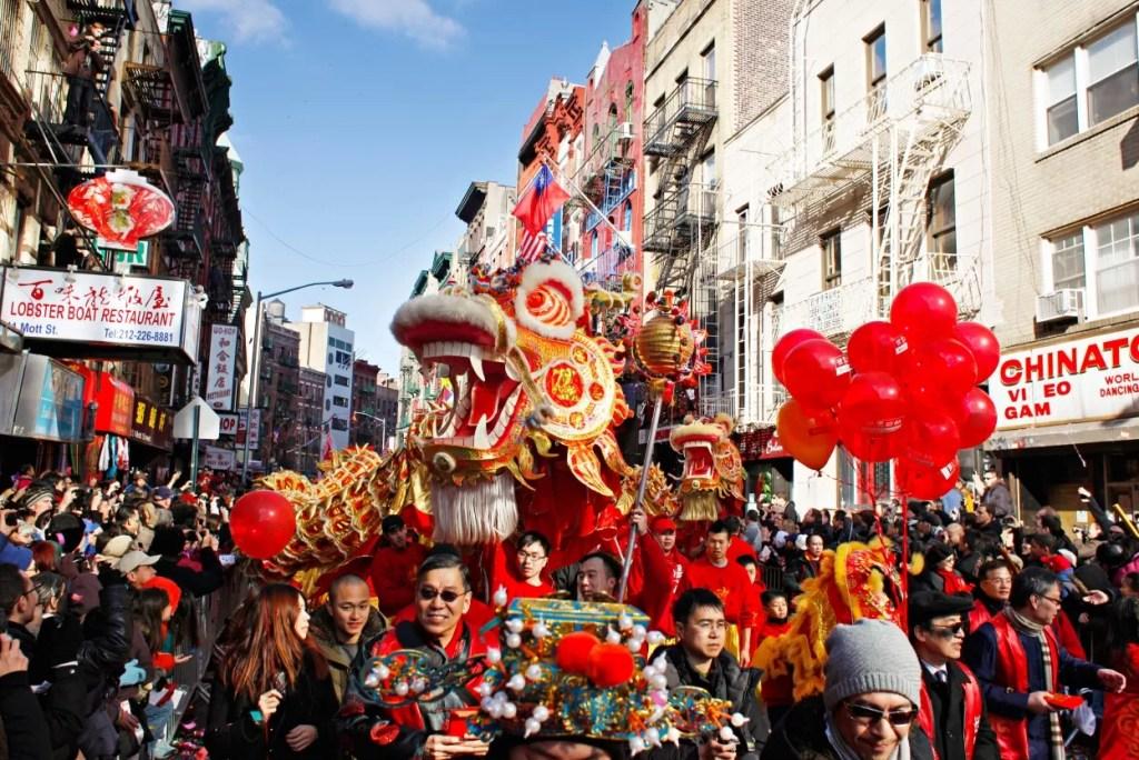 Een dag op pad in Chinatown, NYC