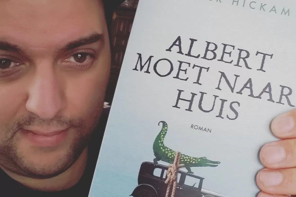 Winactie: 3 x reisverhaalboek Albert moet naar huis (afgelopen)