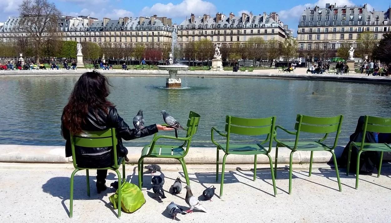 Mijn Parijs trip in 10 foto's