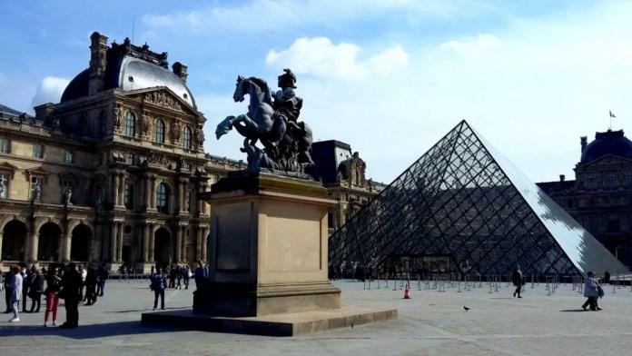 virtueel musea Louvre