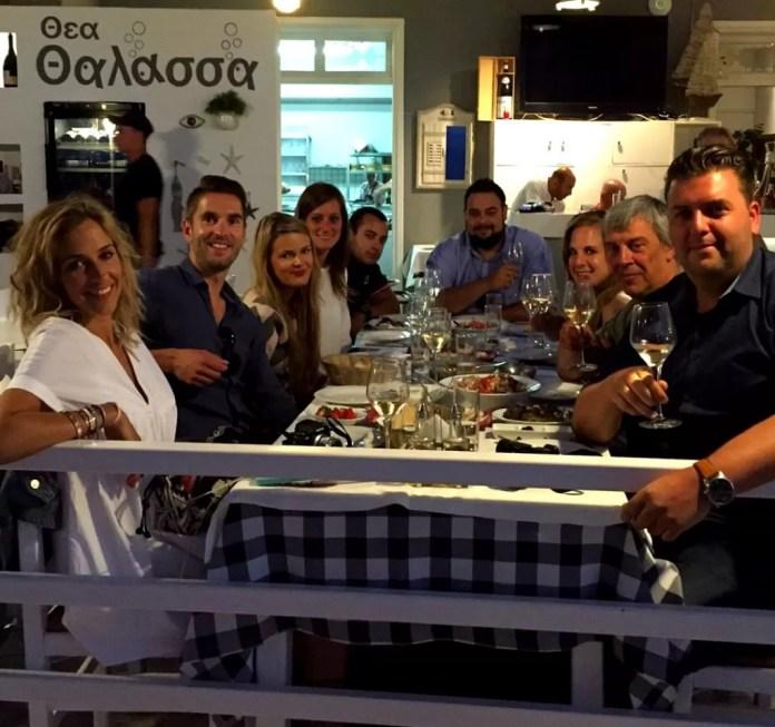 Chalkidiki eten